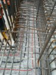 water stops designed for waterproofing concrete joints