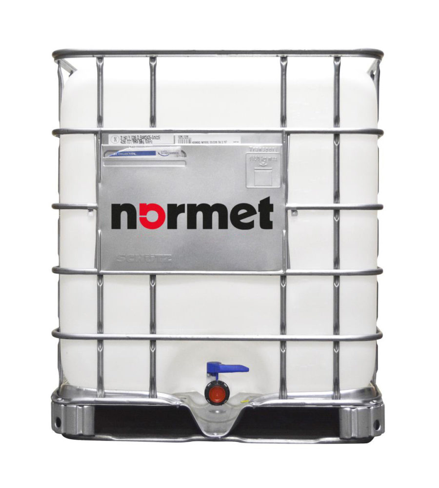 IBC tank for chemicals